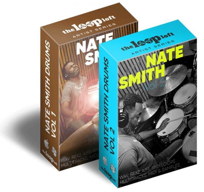 The Loop Loft Nate Smith Drum Bundle