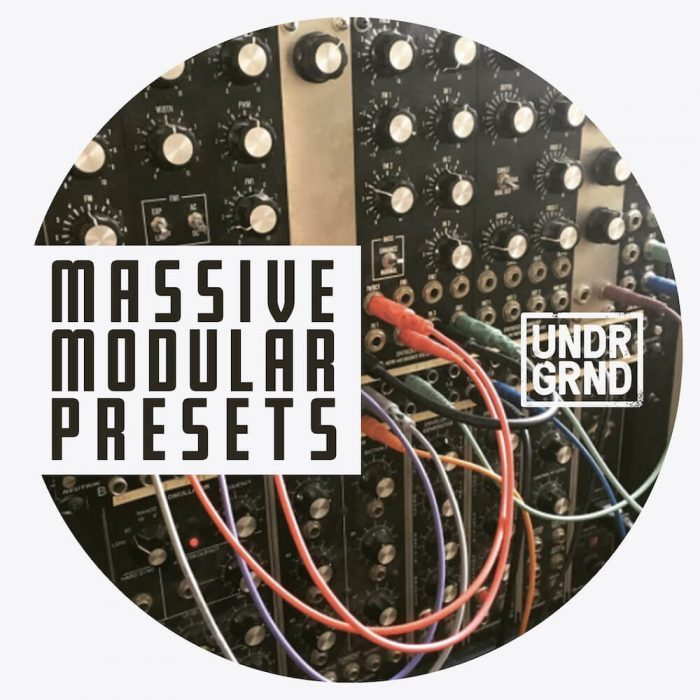 UNDRGRND Sounds Massive Modular