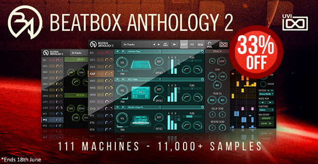 UVI BeatBox Anthology 2 feat