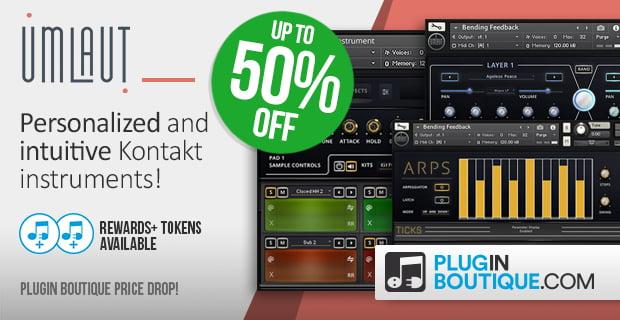 Umlaut Audio price drop