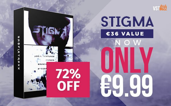Sampletraxx Stigma 72% off
