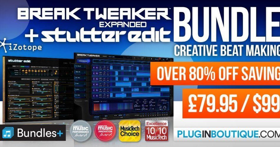 iZotope Breaktweaker Stutter Edit Sale