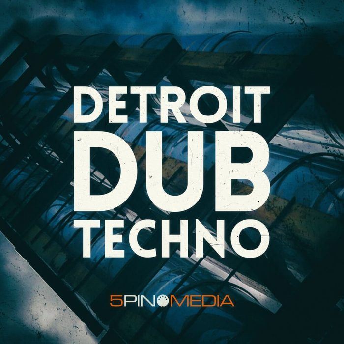 5Pin Media Detroit Dub Techno