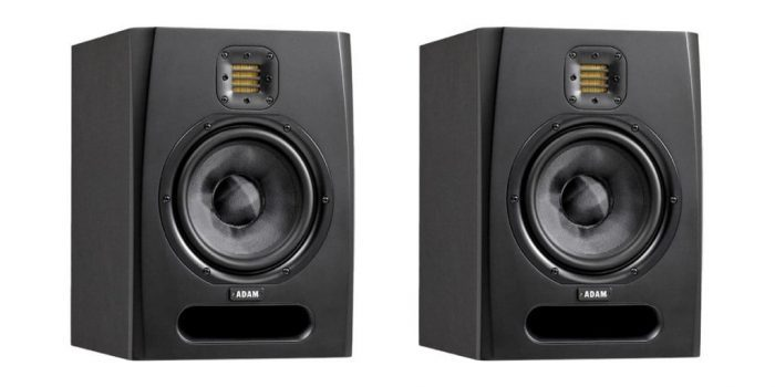 Adam F7 Monitors
