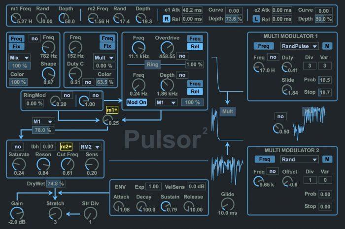 Amazing Noises Pulsor 2