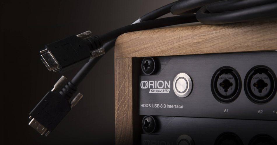 Antelope Audio Orion Studio HD feat