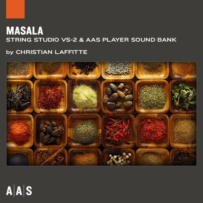 Applied Acoustiscs Systems Masala for String Synth VS 2