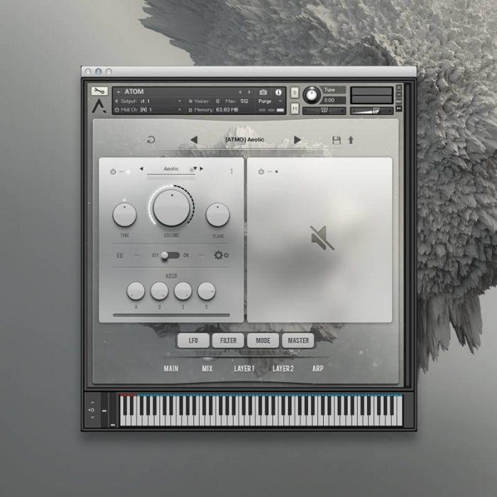 Audiomodern ATOM User Interface 2