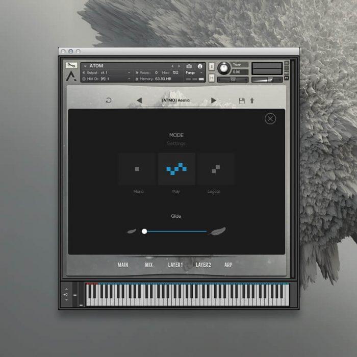 Audiomodern ATOM User Interface 6