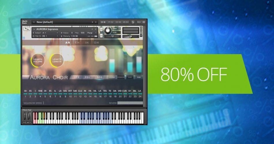 80% off Aurora Choir