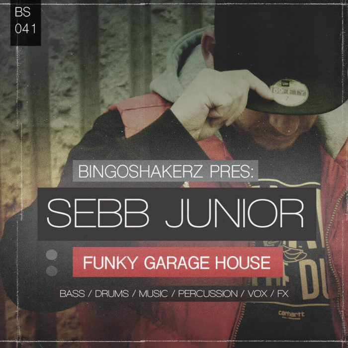 Biongoshakerz Sebb Junior Funky Garage House