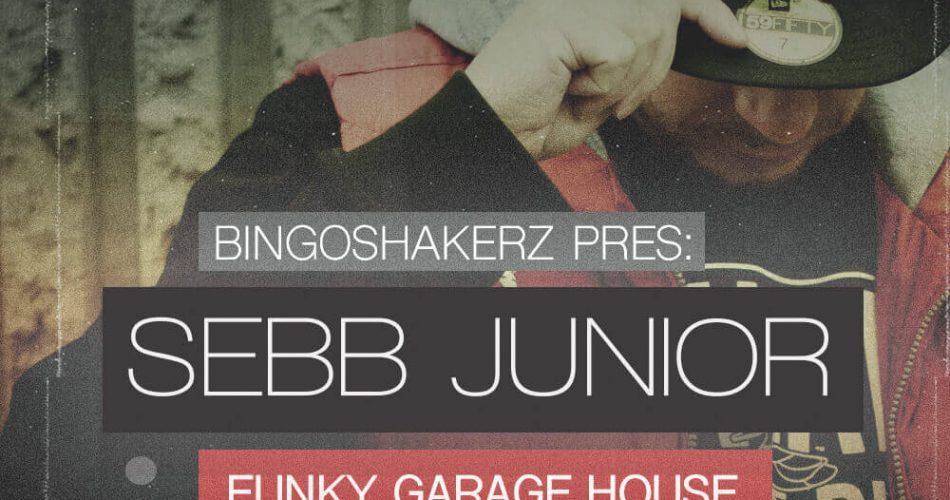 Biongoshakerz Sebb Junior Funky Garage House