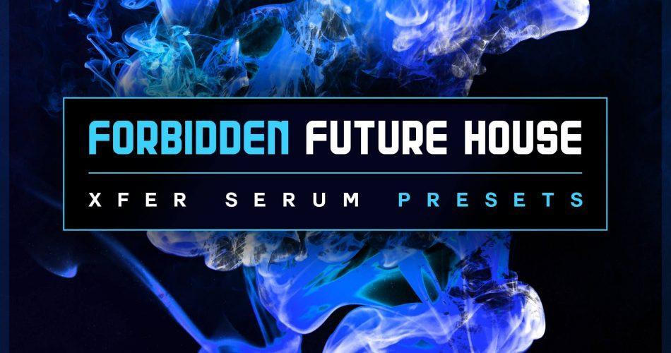 Black Octopus Forbidden Future House Serum Presets