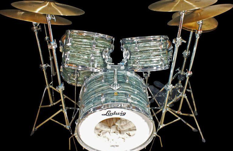 Critical Vibrations SM Drums for Live
