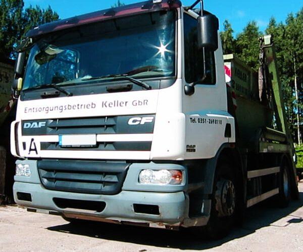 Detunized DTS074 Dumpster Truck