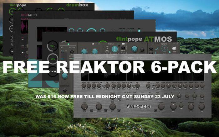 Flintpope Reaktor 6 Pack