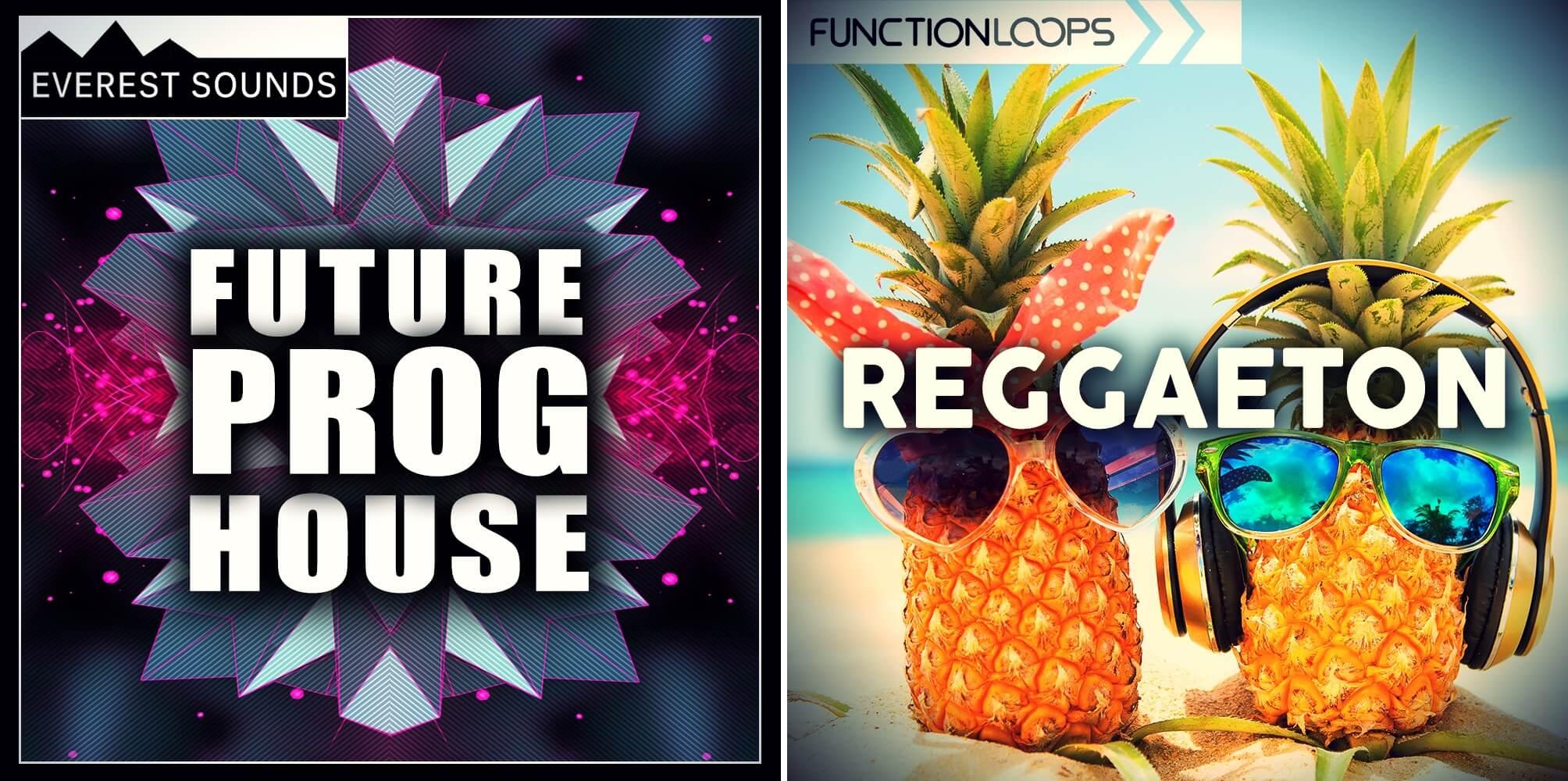 Function Loops Future Prog House and Reggaeton
