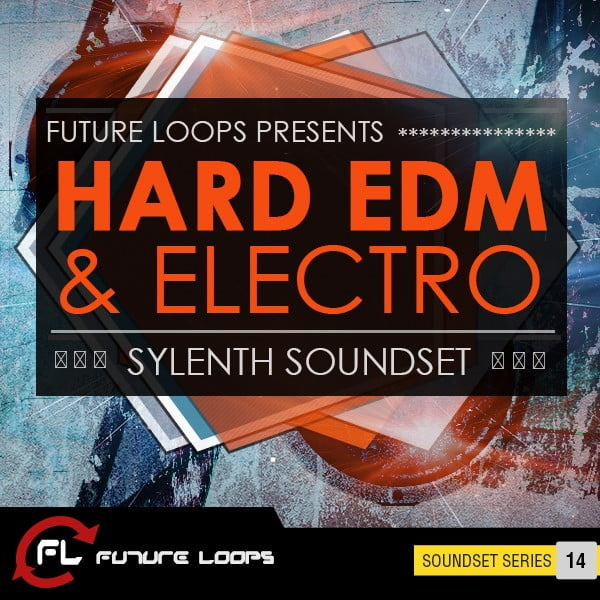 Future Loops Hard EDM & Electro   Sylenth Soundset