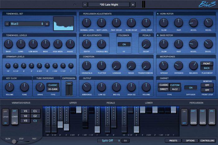 GG Audio Blue3