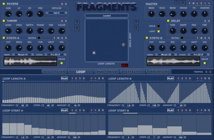 Homegrown Sounds Fragments