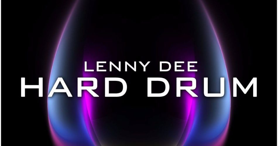 Industrial Strength Lenny Dee Hard Drum
