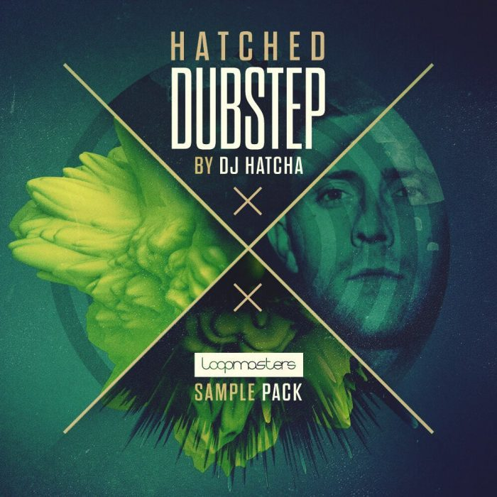 Loopmasters Hatched Dubstep by DJ Hatcha
