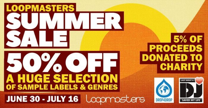 Loopmasters Summer Sale 2017