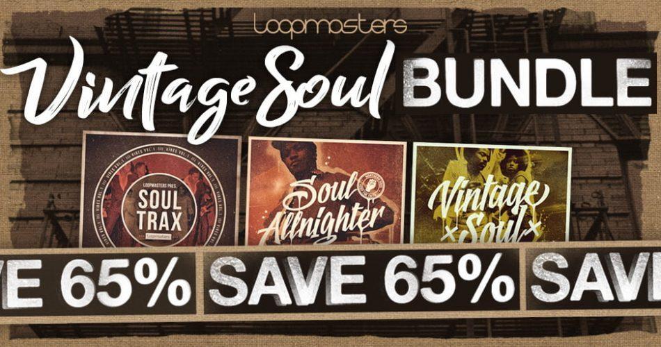 Loopmasters Vintage Soul Bundle
