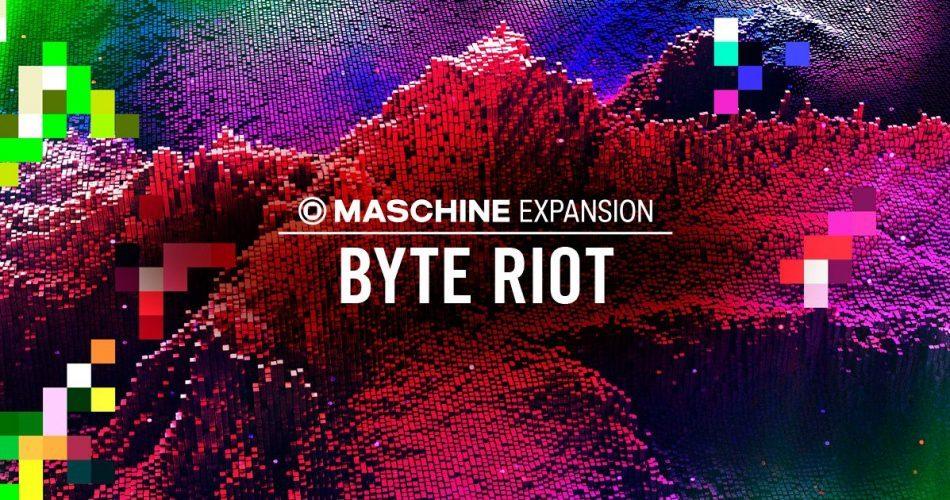Native Instruments Byte Riot