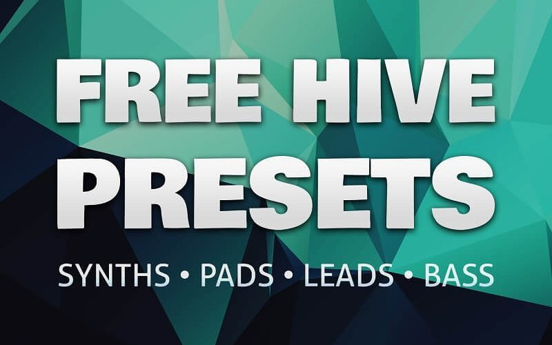 New Loops Free Hive Presets