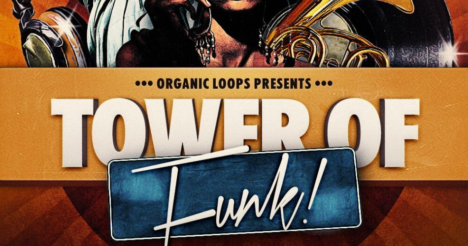 Organic Loops Tower of Funk