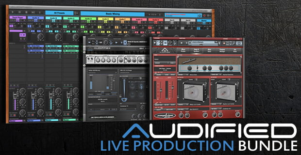 PIB Audified Live Production Bundle