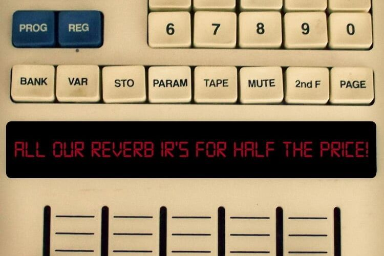 Past To Future Samples Reverb IR Bundle