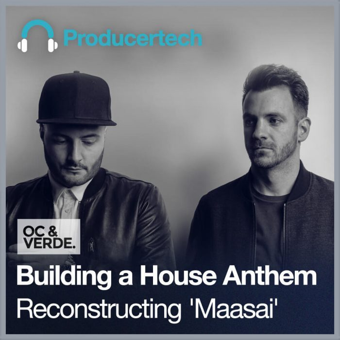 Producertech Building a House Anthem   Reconstructing Maasai