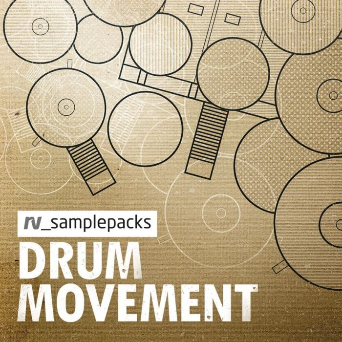 RV Samplepacks Drum Movement