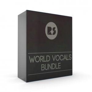 Rast Sound World Vocals Bundle