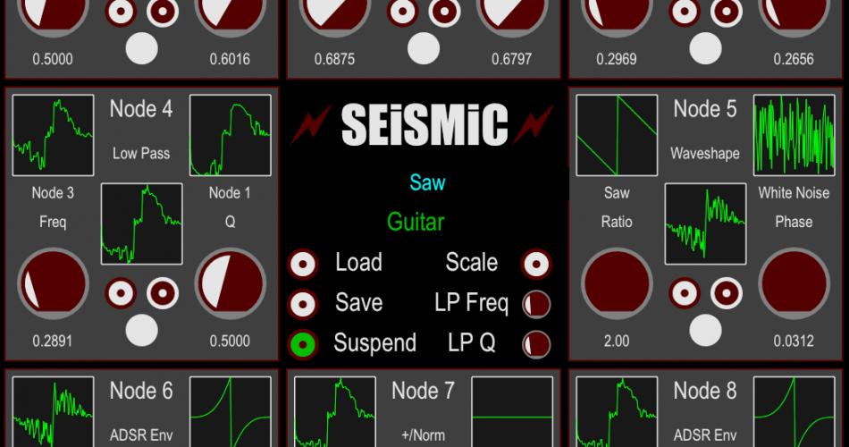 Syntonica Seismic