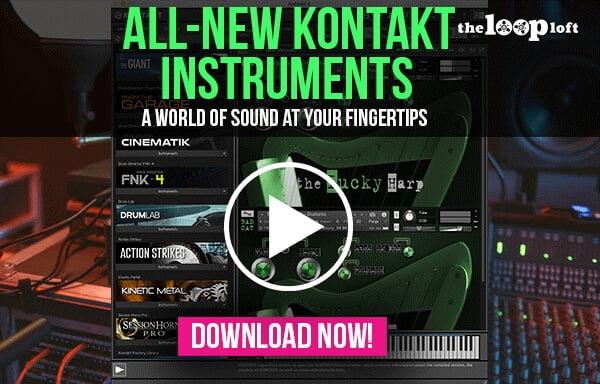 The Loop Loft Bad Cat Kontakt instruments