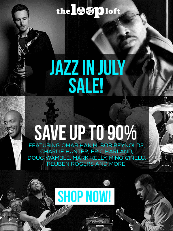 The Loop Loft Jazz in July 2017