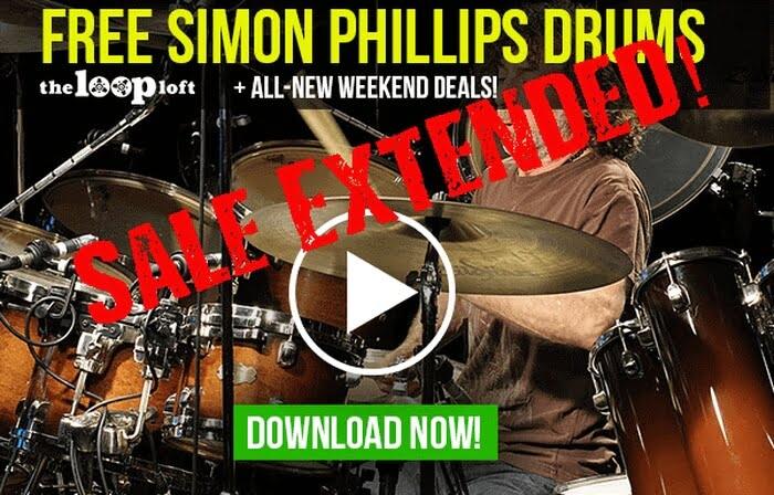 The Loop Loft Weekend Deals Simon Phillips