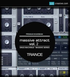 123creative Massive Attract Vol 2 Trance Presets