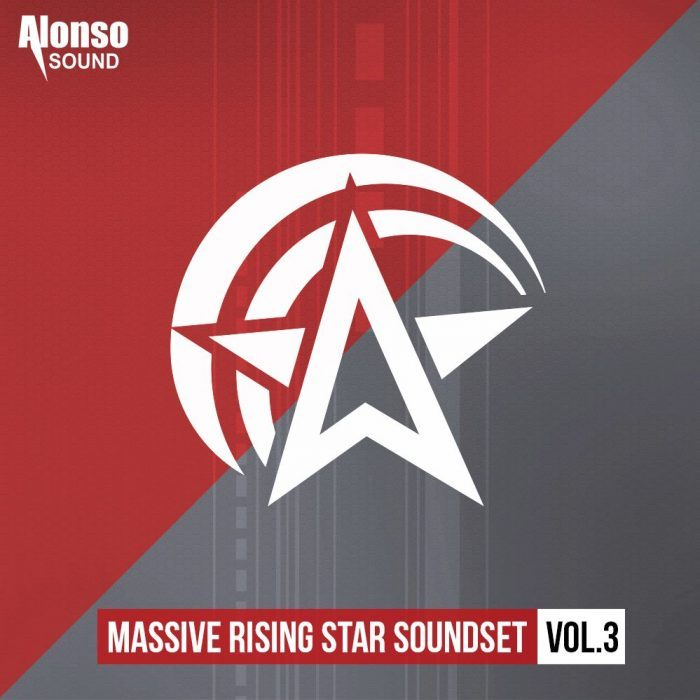 Alonso Sound Massive Rising Star Soundset Vol 3 for Massive