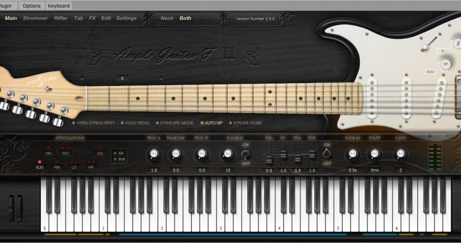 Ample Guitar F II