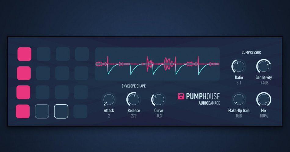 Audio Damage Pumphouse
