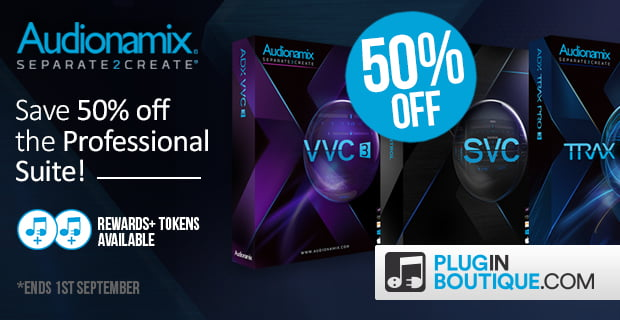 Audionamix ADX Professional Suite Sale