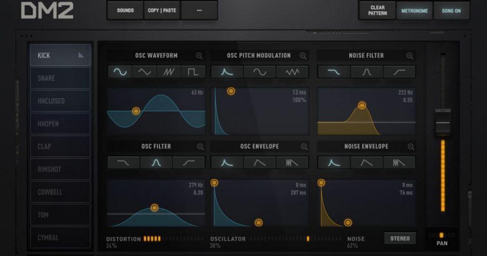 Audionomy DM2
