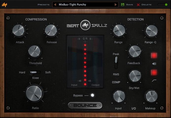 BeatSkillz Bounce Compressor