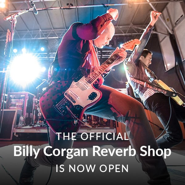 Billy Corgan shop