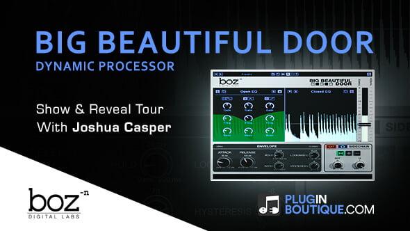 Boz Digital Labs Big Beautiful Door Show & Reveal