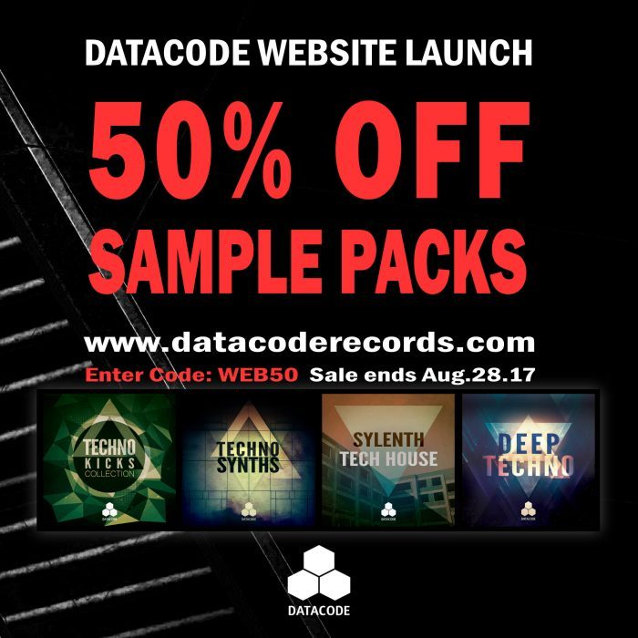 Datacode website launch